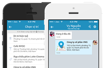 Zalo - Nhắn gửi Yêu Thương (Windows/iOS/Android)